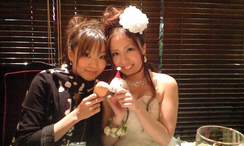 みきすん結婚式。