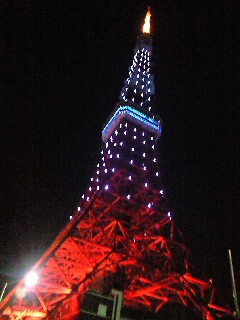 Midnight Tokyoと、その翌日のこと。